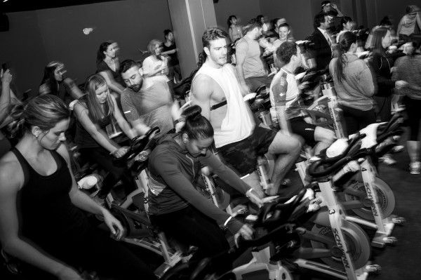 A spin class for the ultra-competitive @SPINOUTCYCLE