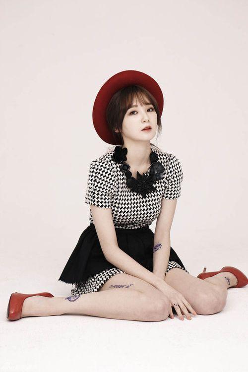DAVICHI- Kang Min Kyung #davichi #kpop