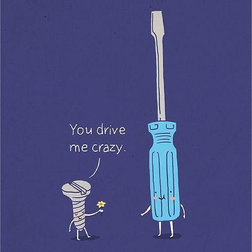Screwdriver #ilovedoodle #doodle #everyday | Flickr - Photo Sharing!