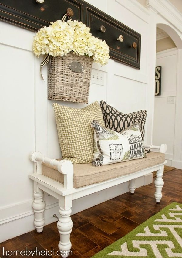 25 best ideas about traditional decor on pinterest fall for Traditional foyer decorating ideas