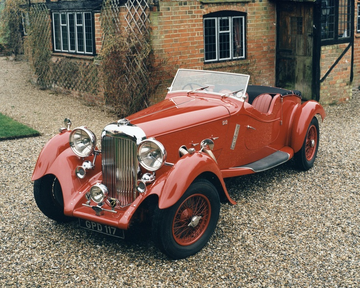 Superior Old Cars   1939 Aston Martin Lagonda Rapide