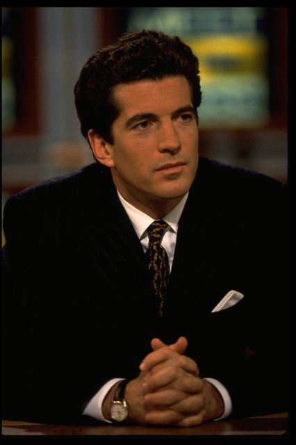 John Fitzgerald Kennedy, Jr. (November 25, 1960 – July 16, 1999), often referred to as John F. Kennedy, Jr., JFK Jr., John Jr. or John-John, was an American socialite, magazine publisher and lawyer. The young son of U.S. President John F. Kennedy and First Lady Jacqueline Lee Bouvier Kennedy, Kennedy died in a plane crash along with his wife Carolyn Bessette-Kennedy and her older sister Lauren Bessette, on July 16, 1999. - Died age 39 - plane crash