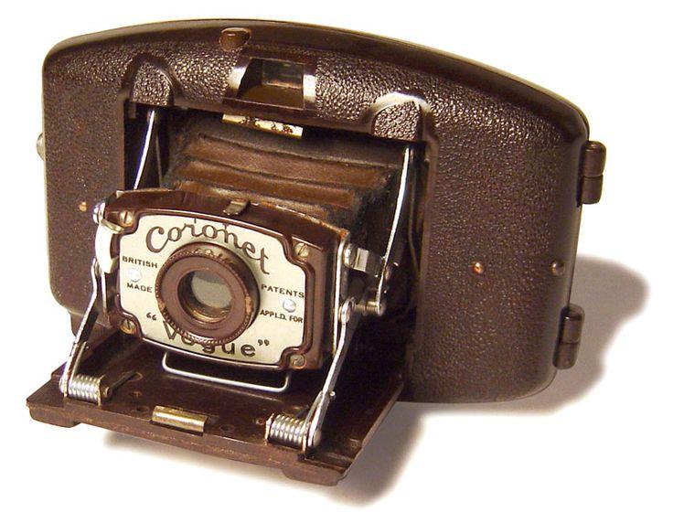 "Coronet ""vogue"" Camera, 1937"