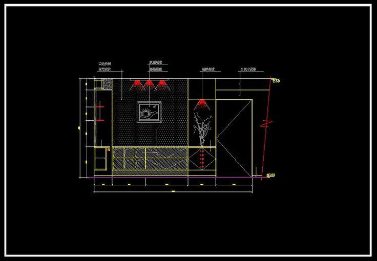 Restaurant Design Template V 1】★autocad Blocks Amp Drawings