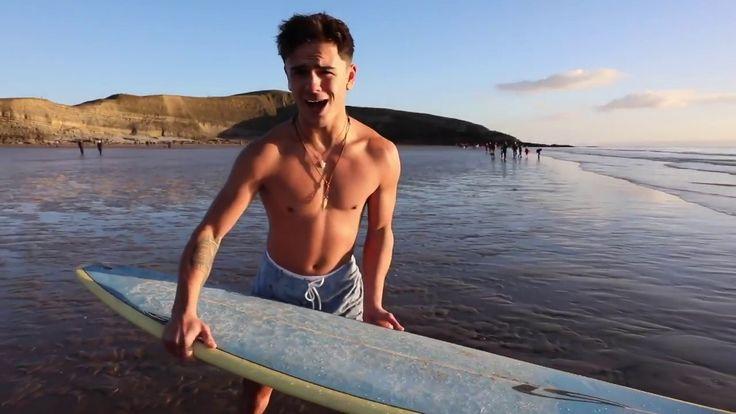 Ben Phillips & Elliot Giles - SURFING TROUBLES!