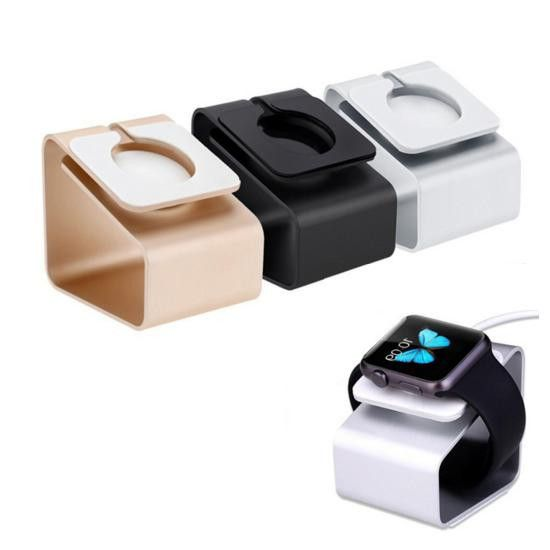 Classy Apple Watch Charging Stand