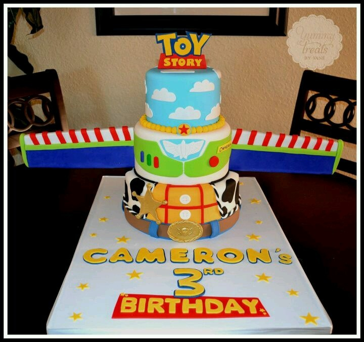 17 Best Images About Buzz Lightyear Party On Pinterest