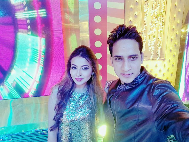 After Show Selfie 📱With Great Performer Pratiksha Kulshrestha