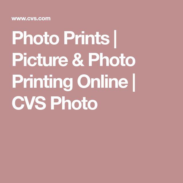 Photo Prints   Picture & Photo Printing Online   CVS Photo