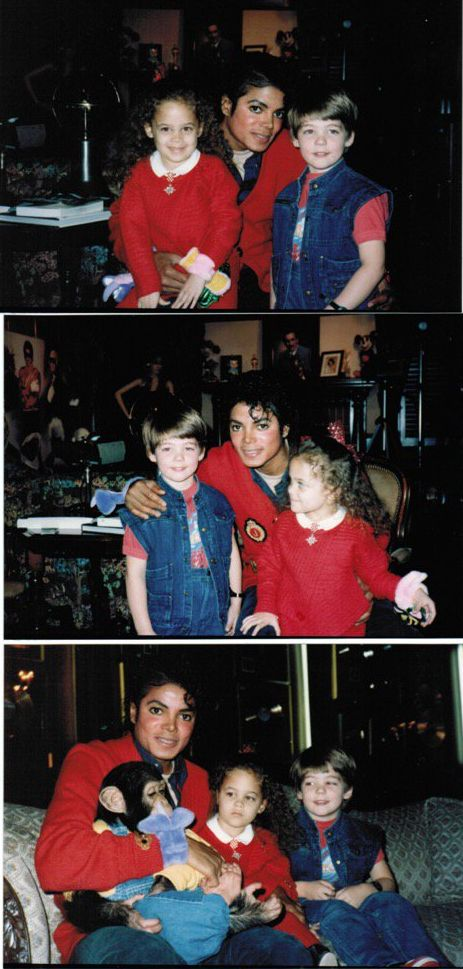 "tally777: ""  Brenda Richie, Lionel Richie's ex wife, tweeted pictures of Nicole Richie and Christoher Rogers (Kenny Rogers' son) with Michael Jackson in Neverland https://twitter.com/BrendaRichie """