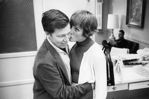 Julie Andrews and Tony Walton.