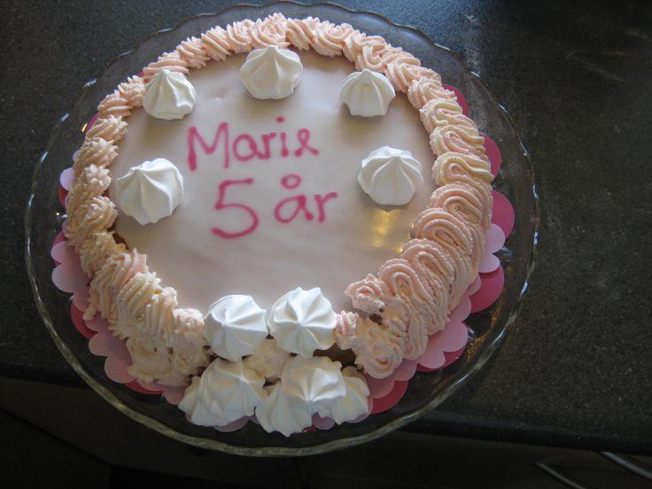 Marie 5 år 2011