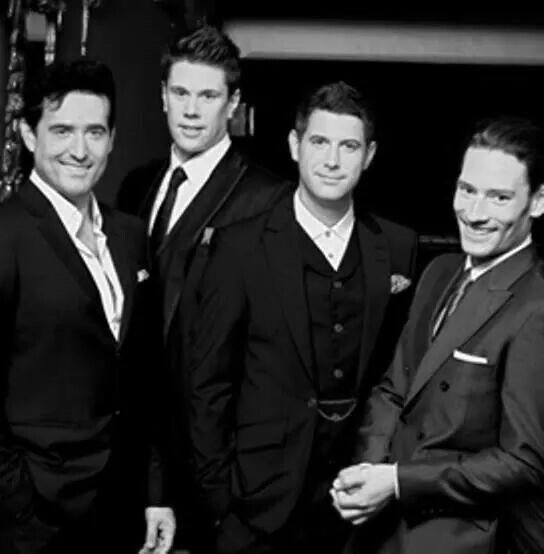 407 best images about il divo on pinterest radios - Il divo bring him home ...