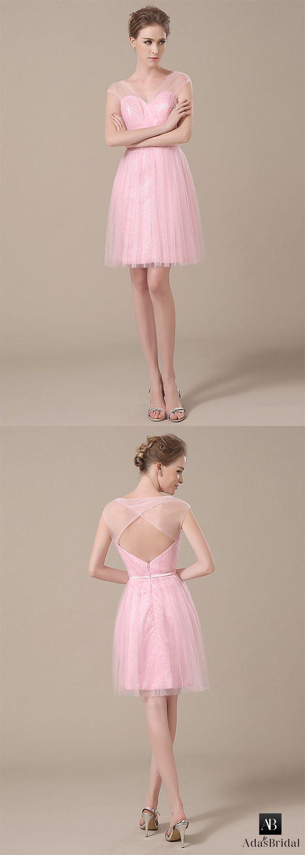 Mejores 124 imágenes de AdasBridal Bridesmaid Dresses en Pinterest
