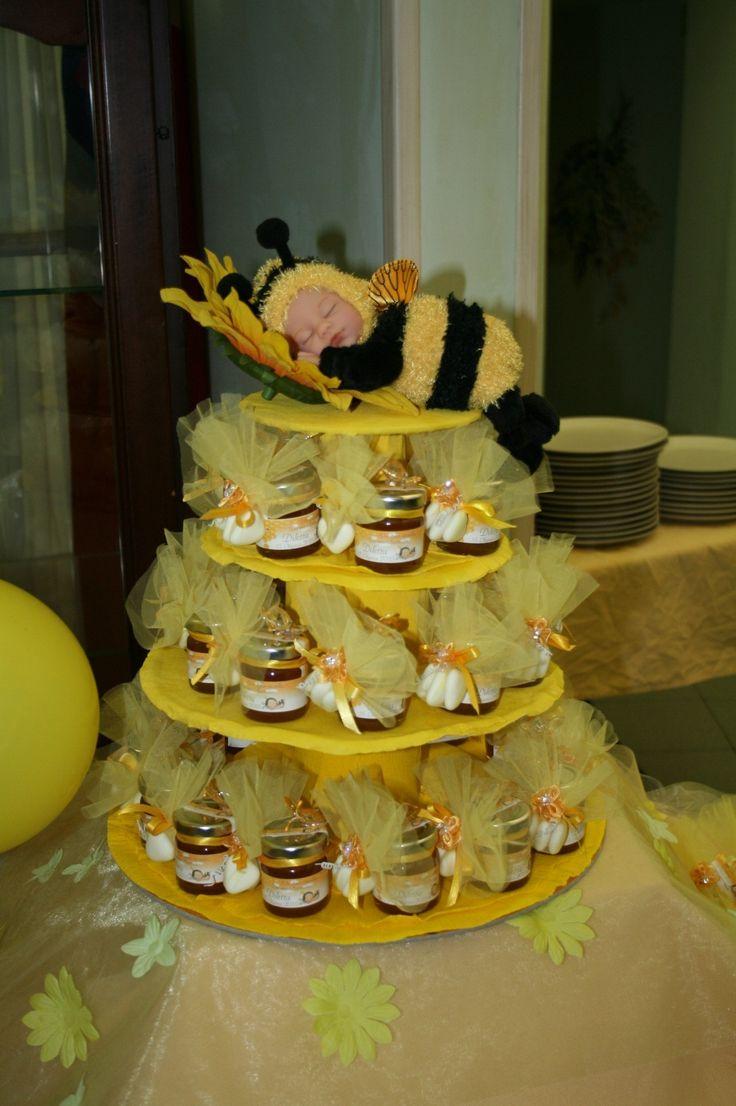Bombomiele - batesimo tema api e miele