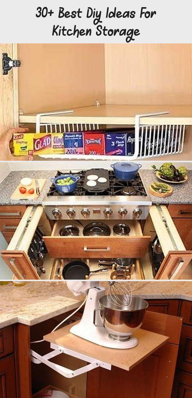 best diy ideas for kitchen storage 30 lemondecoratingkitchen decoratingkitchenikea on kitchen organization diy id=48487