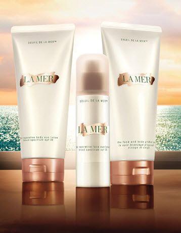 Summer beauty luxury: Soleil de La Mer