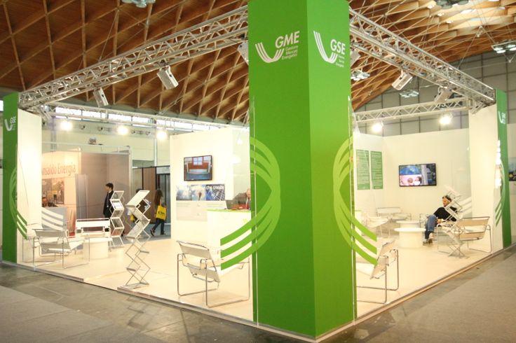 GSE (Gestione Servizi Energetici S.p.A.), set-up by #TriumphGroupInt at #Ecomondo (Key Energy, XVII Fiera Internazionale per l'Energia Sostenibile)