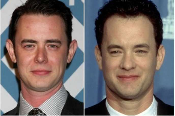 """Colin Hanks and Tom Hanks """" He has also starred on several hit TV shows including """"Dexter"""" and """"Fargo."""" He also had a bit part in the 1996 film """"That Thing You Do!"""