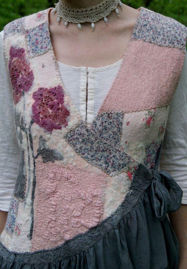 Оборки и розы - Ярмарка Мастеров - ручная работа, handmade