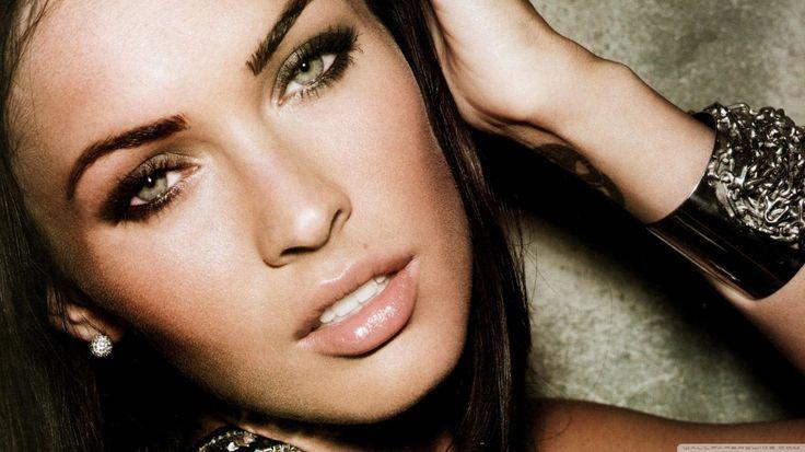 Megan Fox HD desktop wallpaper Widescreen High Definition