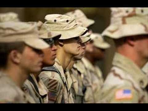 American Soldier- Toby Keith (tribute) My young Son James is in the Army, when ever I hear this it brings me to tears!