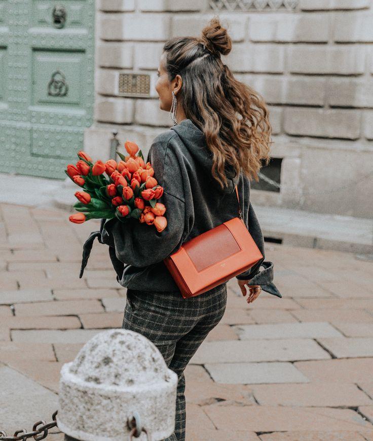 Sara Escudero in Milan