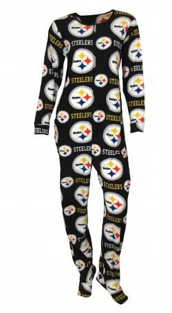 Pittsburgh Steelers Women's Union Suit - Official Online Store