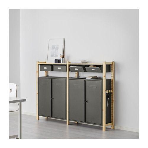 IVAR 2 Elem/Böden/Schrank IKEA