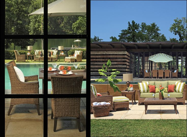How Would You Like To See Summer Classics Royan Collection Through Your  Window This July? Outdoor FurnitureWould YouFlorida