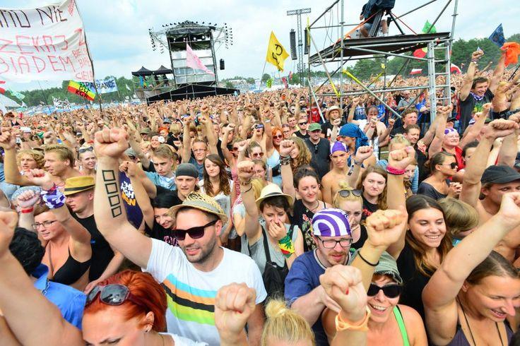 Ruszył 19. Przystanek Woodstock. Wspaniałej zabawy! #lovewoodstock