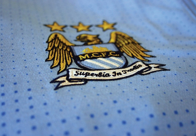 Manchester City 2011 Home Shirt