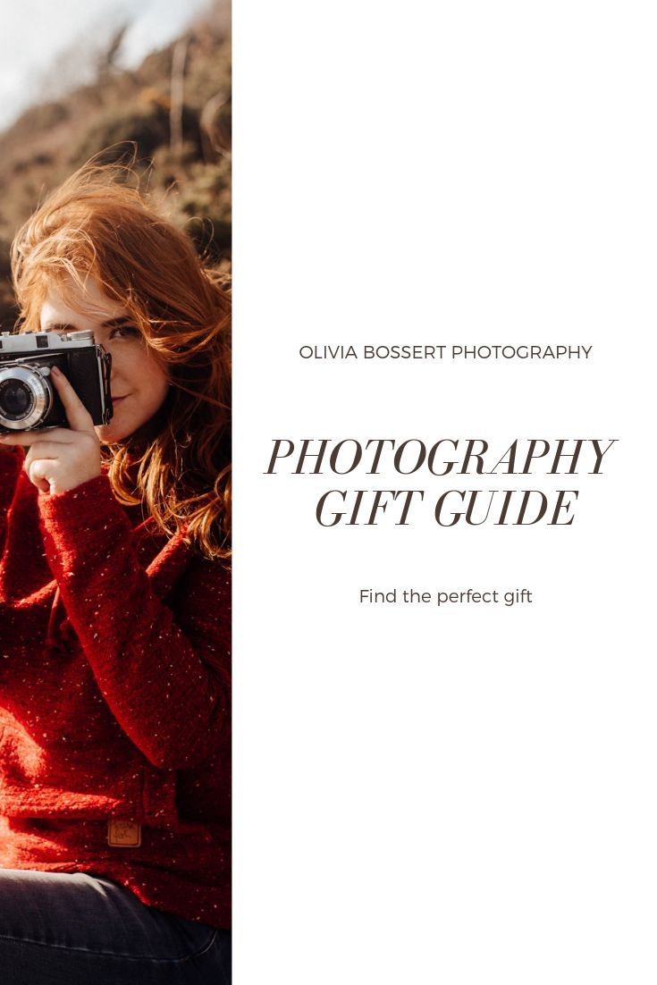 What To Buy A Photographer For Christmas 2018 // Holiday Gift Guide