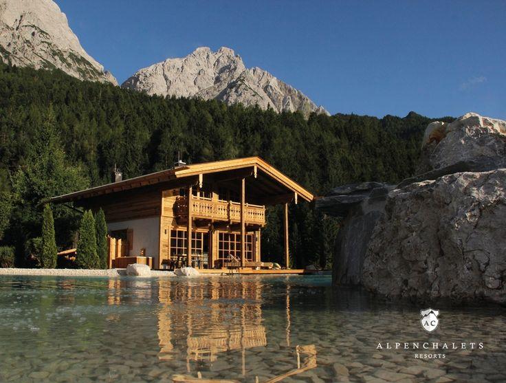 See-Chalets in der Tiroler Zugspitzarena - Hüttenurlaub in Tiroler Zugspitz Arena mieten - Alpen Chalets & Resorts