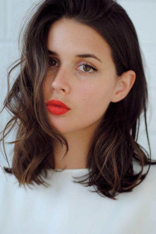20 schulterlange Frisuren, um Ihren Frühlingslook zu kombinieren