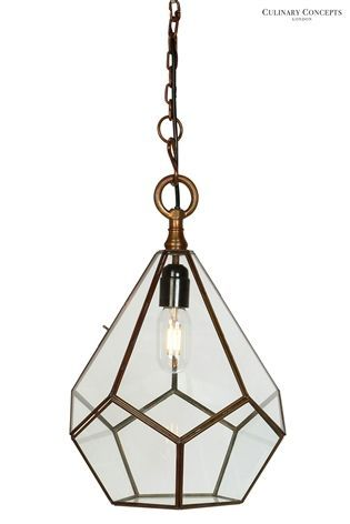 Buy Culinary Concepts Hendekagon Pendant from the Next UK online shop