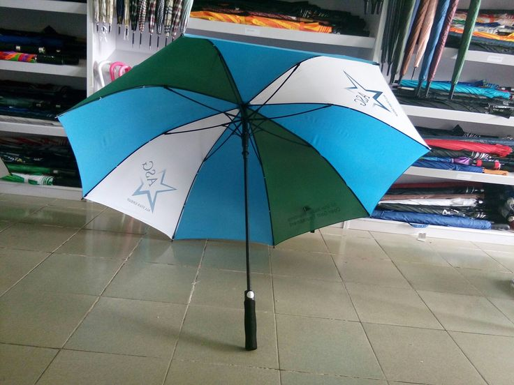 hot sale beautiful golf umbrella