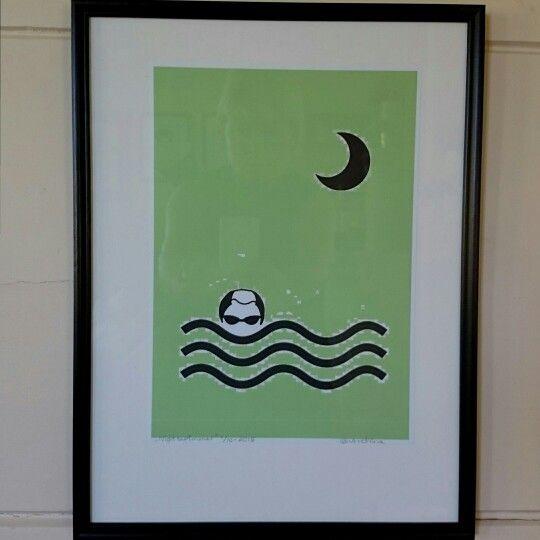 Nightswimmer green