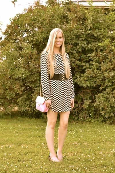 Chic of the Week: Lacy's Chic Chevron