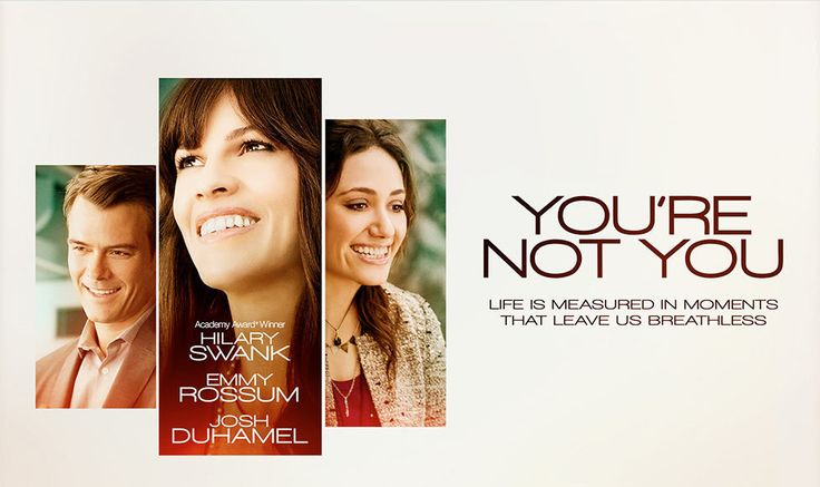 you' re not you