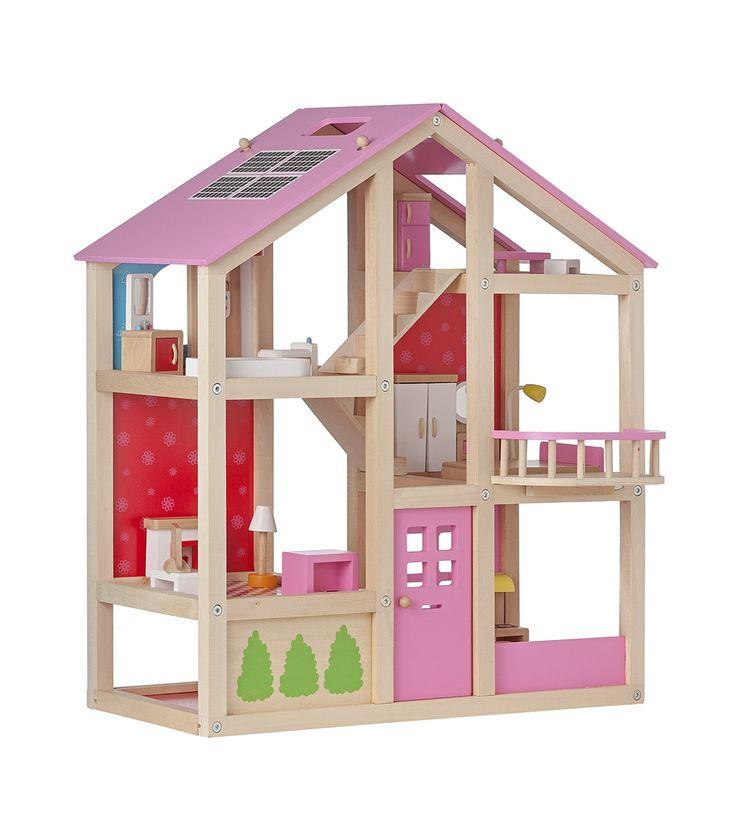 17 beste idee n over houten poppenhuis op pinterest for Meubels poppenhuis