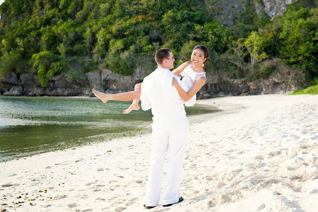 Wedding Tumon Guam Beach Photographer Rachelle Ann Photography