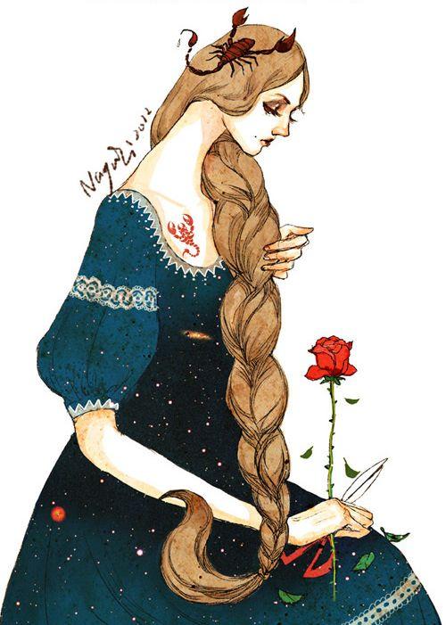 Her Majesty Scorpio