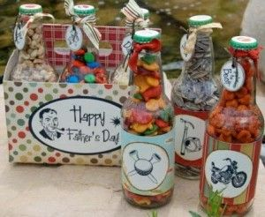 Fathers Day labels: Gifts Ideas, Cute Ideas, Six Packs, Father Day Gifts, Fathers Day, Diy Gifts, Father'S Day, Sodas Bottle, Crafts