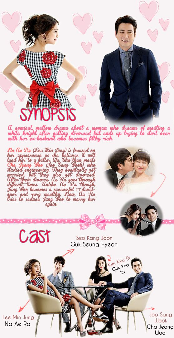 Cunning Single Lady - 앙큼한 돌싱녀  watched! Awesome acting and adorable characters!!!