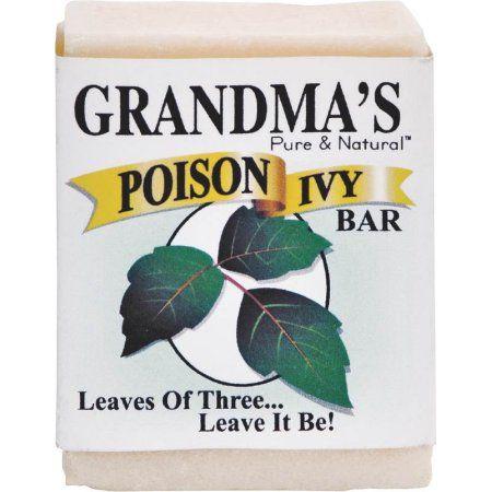 POISON IVY BAR GRANDMA'S