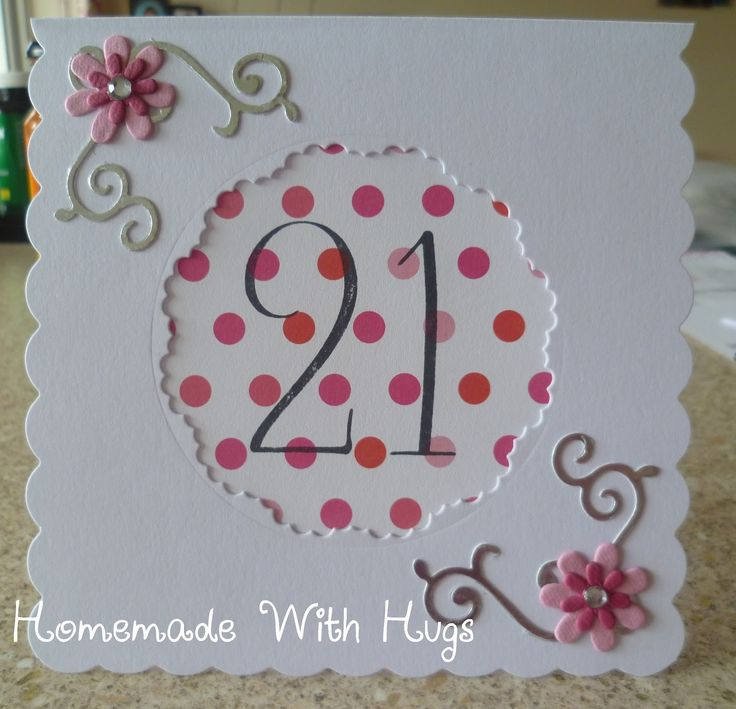 Card Making Ideas 21st Birthday Part - 45: 21st Birthday Cards - Google Search