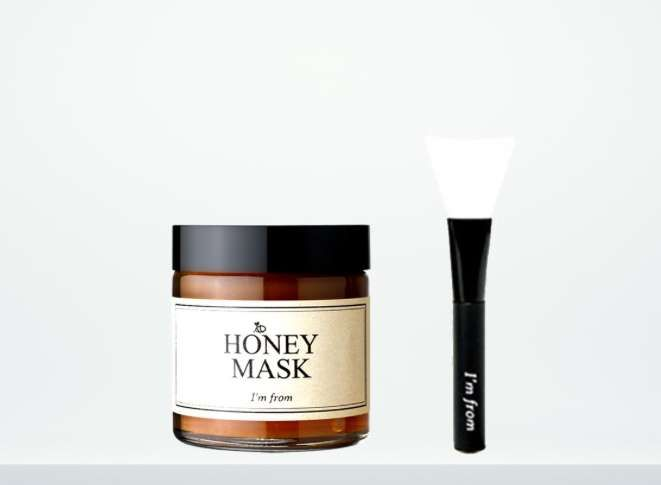 Prodotti di bellezza coreani - Maschera al miele Honey Mask I'm From