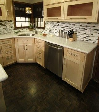 Parkay Floor Design Ideas, Pictures, Remodel, and Decor