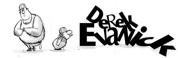 Derek Evanick      glendale, ca      i was a storyboard artist at cartoon network on the misadventures of flapjack, then i worked as a storyboard artist at universal/illumination studios, now i'm a storyboard artist at disney tv on fish hooks.